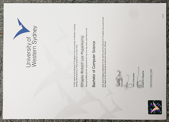 Buy UWS fake diploma
