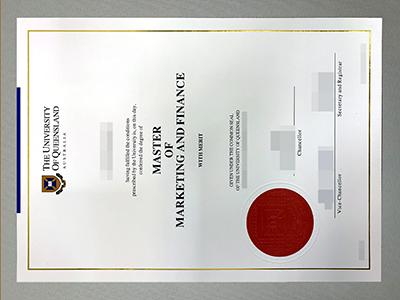 Get Fake University of Queensland Degree Online