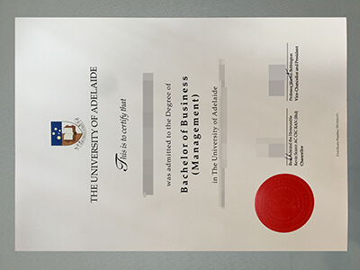 How to Purchase A Fake University of Adelaide Diploma?