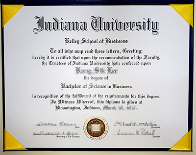 Order fake IU Diploma Certificate, Fake Indiana University Degree