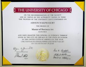 Make A Fake UChicago Diploma