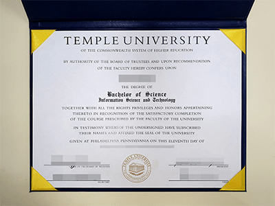 How to Get Fake Temple University Diploma?