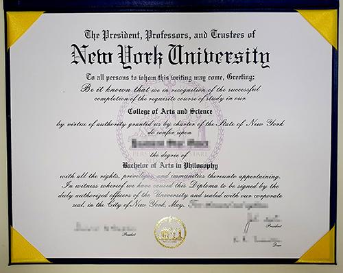 Which country provides fake NYU Diplomas