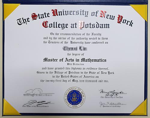 Get a fake Potsdam certificate