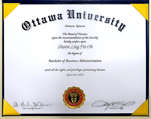 buy fake uOttawa diploma