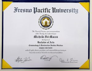 Get Fake FPU Degree Certificate Online, Buy Fake Fresno Pacific University Diploma