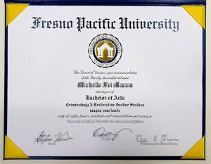 The FPU fak degree sample