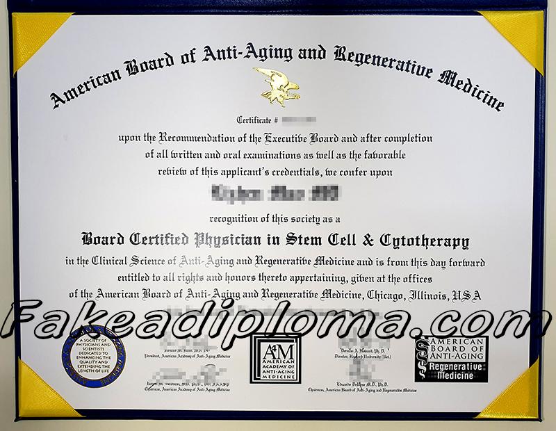 A4M fake diploma certificate, American university fake degree, USA university fake transcript.