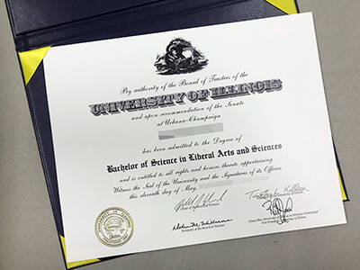 Order A Fake University of Illinois Diploma, Choose A Good Website