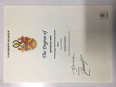 Order Fake University of Keele Diploma