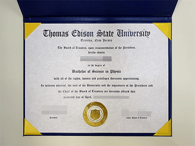 Get Fake Thomas Edison State College Degree Online
