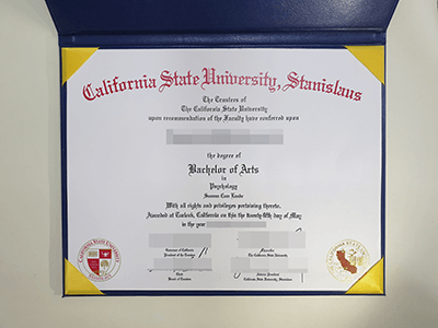 How to get a Fake California State University-Stanislaus Diploma Online?