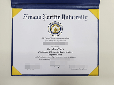 Get Fake FPU Degree Online, Buy Fake Fresno Pacific University Diploma
