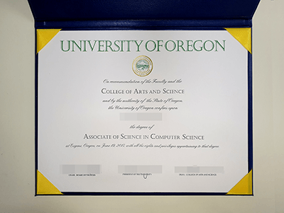 How to Get Fake University of Oregon Diploma Online?
