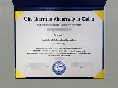 How to Get a Fake American University(Dubai) Diploma Online?