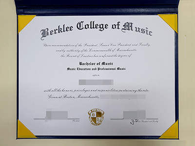 How to Buy a Fake Berklee College of Music Diploma?