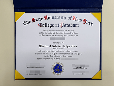 How to Get a Fake State University of New York-Potsdam Diploma Online?