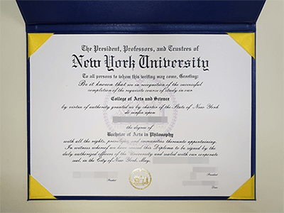 Get Fake NYU Degree, Purchase Fake New York University Diploma