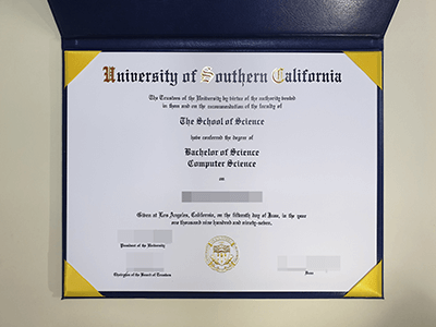 How Much For A Fake University of Southern California Diploma, Get USC Bachelor Degree