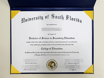 Where to Buy A Fake USF Diploma, Get Fake Bachelor Degrees