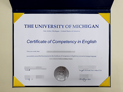 How to Buy a Fake University of Michigan Diploma Certificate?