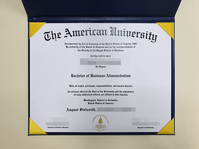 Purchase A Fake American University High Imitation Diploma
