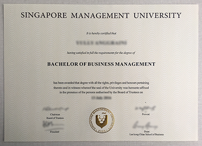 How to Get a Fake Singapore Management University Diploma?