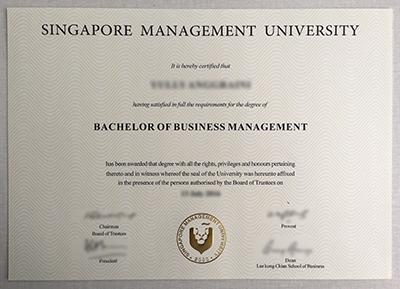 Get fake SMU diploma&degree