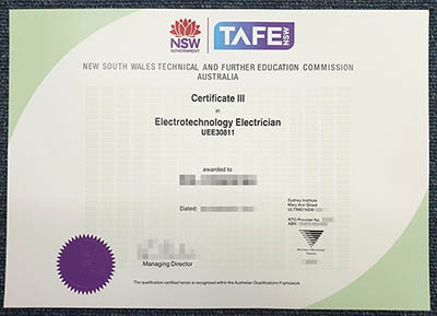 How to Get A Fake TAFE Degree?