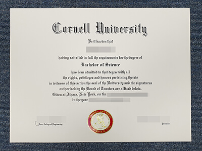 How to Buy A Fake Cornell University Diploma Certificate? Copy Fake Diploma Online