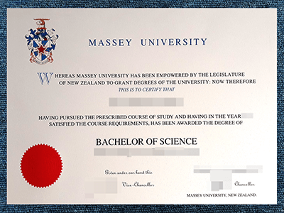 How to Order A Fake Massey University Diploma Online?