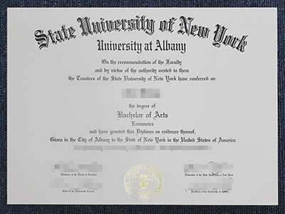 Buy A Fake State University of New York at Albany Diploma