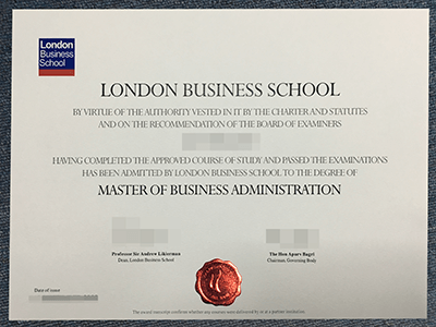 How to Buy A Fake London Business School Degree Online?