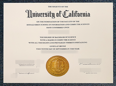 How to Get A Fake University of California Diploma Online?