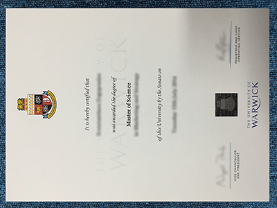 How to Buy Fake University of Warwick Diploma Certificate?