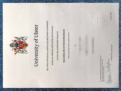 Get University of Ulster Diploma Certificate