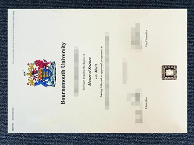 Order fake Bournemouth University diplomas