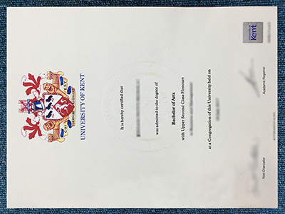 Buy Fake UKC degree certificate