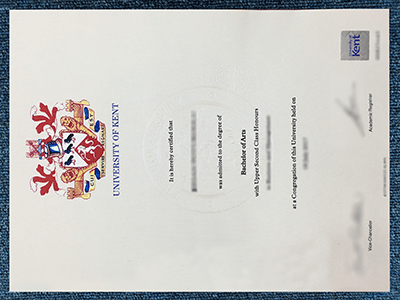 Where to Get a Fake University of Kent Degree Certificate?
