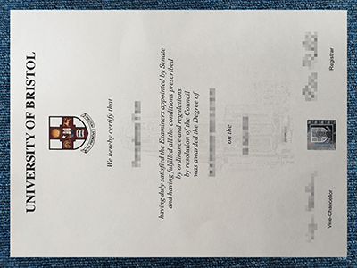 How to Get A Fake University of Bristol Diploma Online?