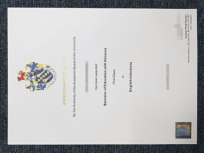 Get The Fake Birmingham City University Diplomas