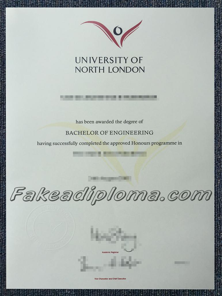 fake University of North London diplomas, buy fake UK University degrees.