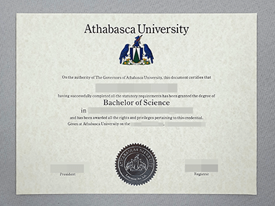 How To Get A Fake Athabasca University Diploma Online?