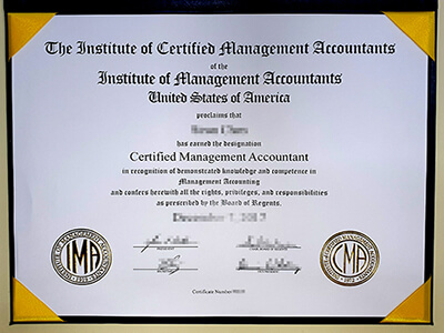 Which Website Provides A Fake CMA Certificate?
