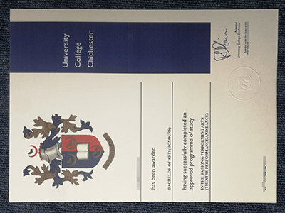 Order University College Chichester Fake Diploma Online