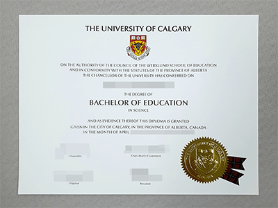 Where To Buy A Fake University Of Calgary Degree?