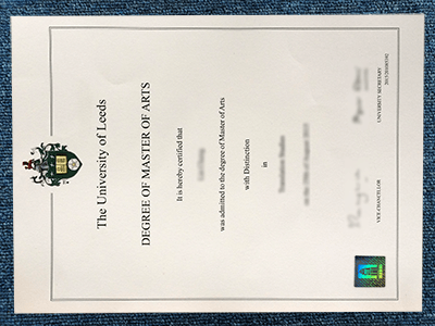 How To Buy The University Of Leeds Fake Diplomas