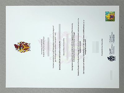How to Get A Fake Cardiff Metropolitan University Diploma Online?