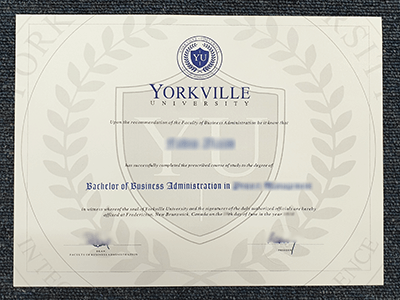 How To Order Fake Yorkville University Diplomas, Buy Fake Yorkville University Degrees