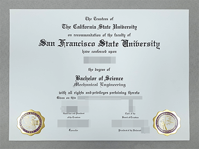 How to Buy A Fake University of California San Francisco Bachelor Degree?